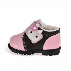 Осенние ботинки для девочки Caroch C-7303PK