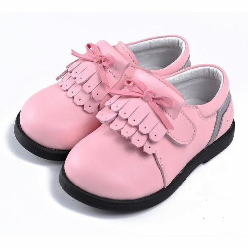 Розовые ботинки для девочки Caroch C-11602PK