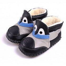 Зимние ботинки Caroch C-1613BL
