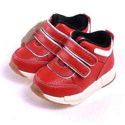Теплые кроссовки Caroch C-9606RD