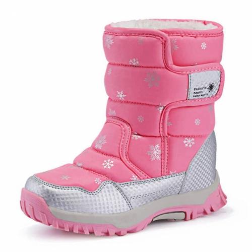 Сапоги (дутики) X-01 Pink