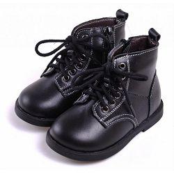 Ботинки Caroch C-11608BK