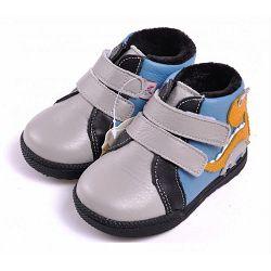 Ботинки Caroch C-6603BL