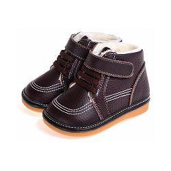 Детские утепленные ботинки Caroch C-2320BR